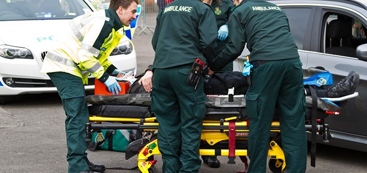 Diplôme d'état d'ambulancier, la formation (DEA)
