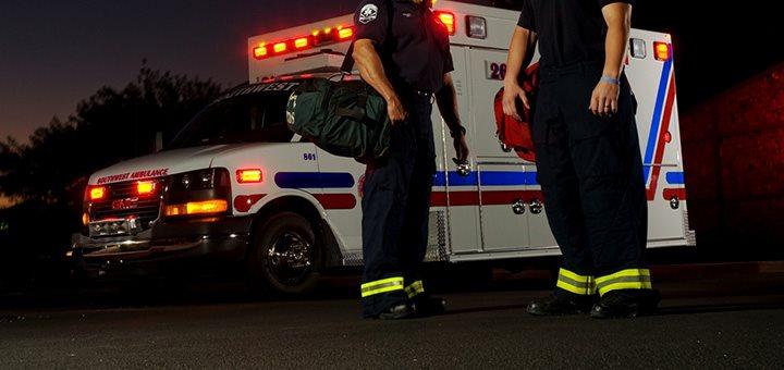 Formation ambulancier et textes officiels