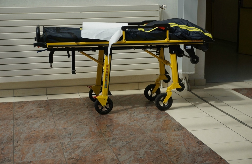 brancard-ambulancier-évolution-métier