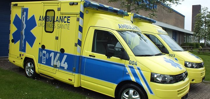 Gestion du stress traumatique chez les ambulanciers