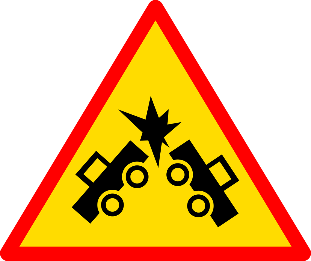accident de la route - avp - ambulanciers