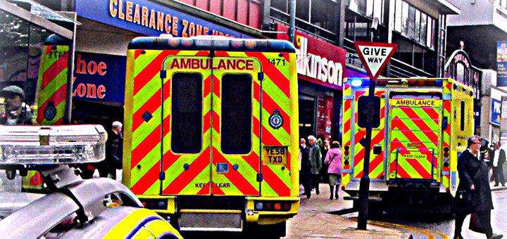 L'ambulancier et l'épilepsie