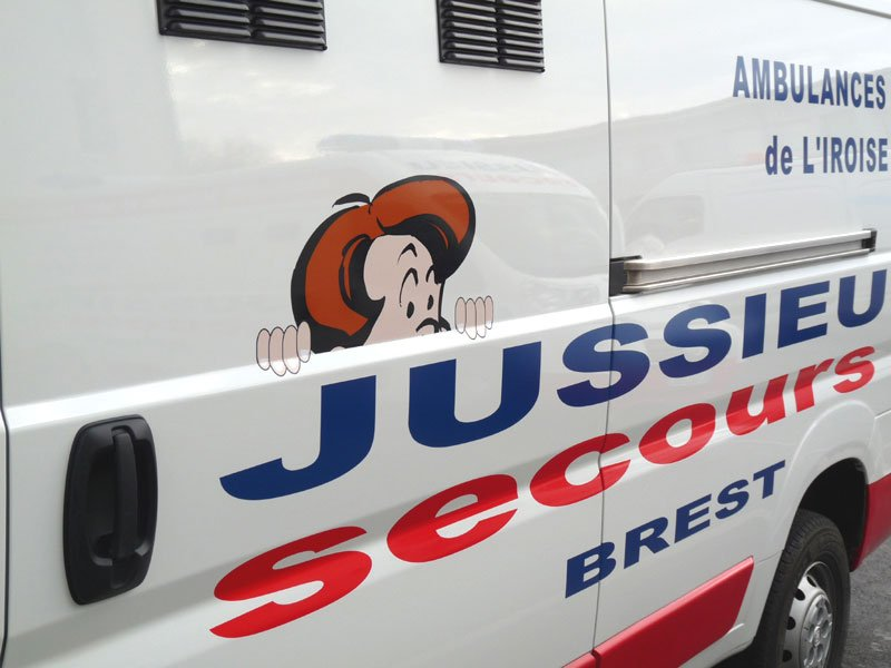 cote-gauche Jussieu Secours Brest