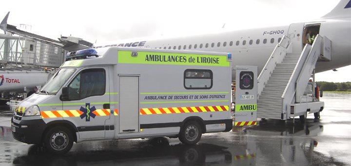 Jussieu Secours Brest – les ambulances de l'Iroise