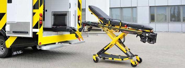 stryker performance pro l 39 ambulancier pour les nuls. Black Bedroom Furniture Sets. Home Design Ideas