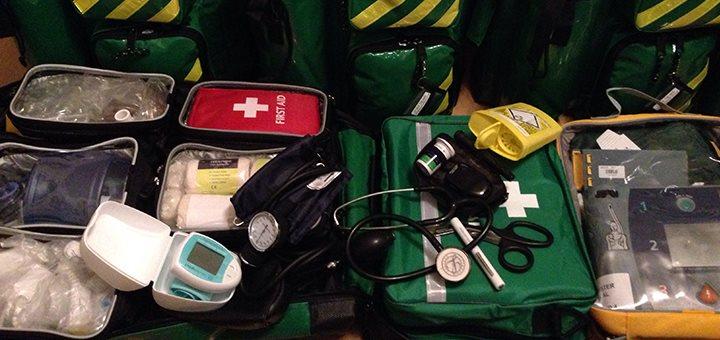 La matériovigilance et l'ambulancier