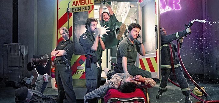 Tu sais que tu es ambulancier quand…