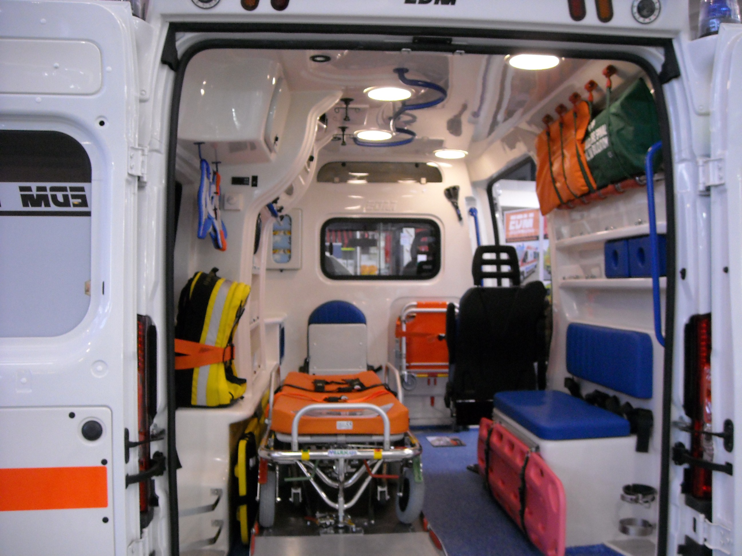 22628ccbae L' Ambulancier : le site de référence Ambulancier : la désinfection de l'ambulance