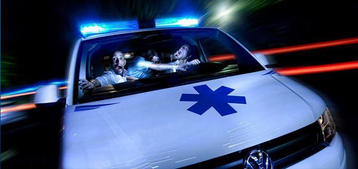Tu sais que tu es ambulancier quand… #2