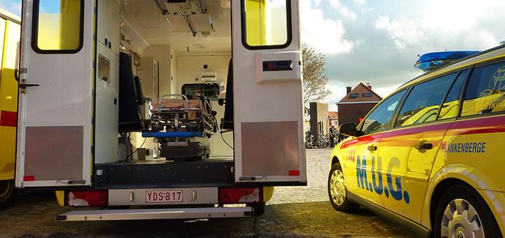 L'Aide Médicale Urgente en Belgique