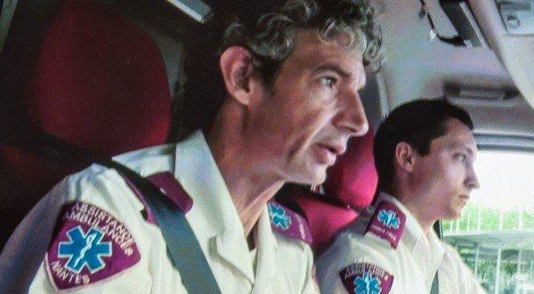 Ambulancier, le reportage