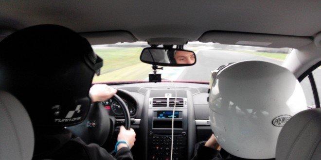 Stage de conduite d'urgence sur le circuit du Mans
