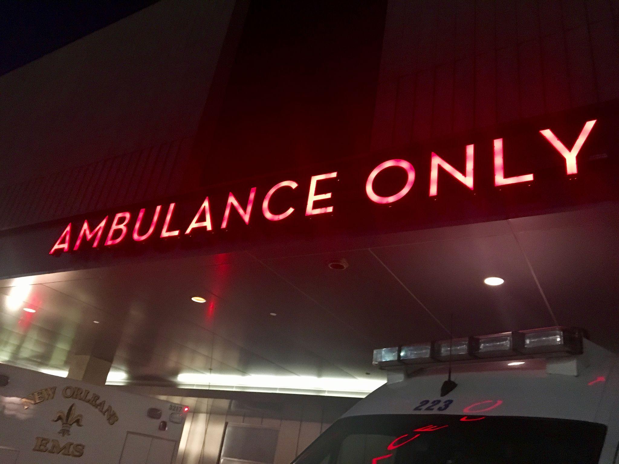L' Ambulancier : le site de référence EMS Nouvelle Orléans - Un ambulancier parmi les paramedics