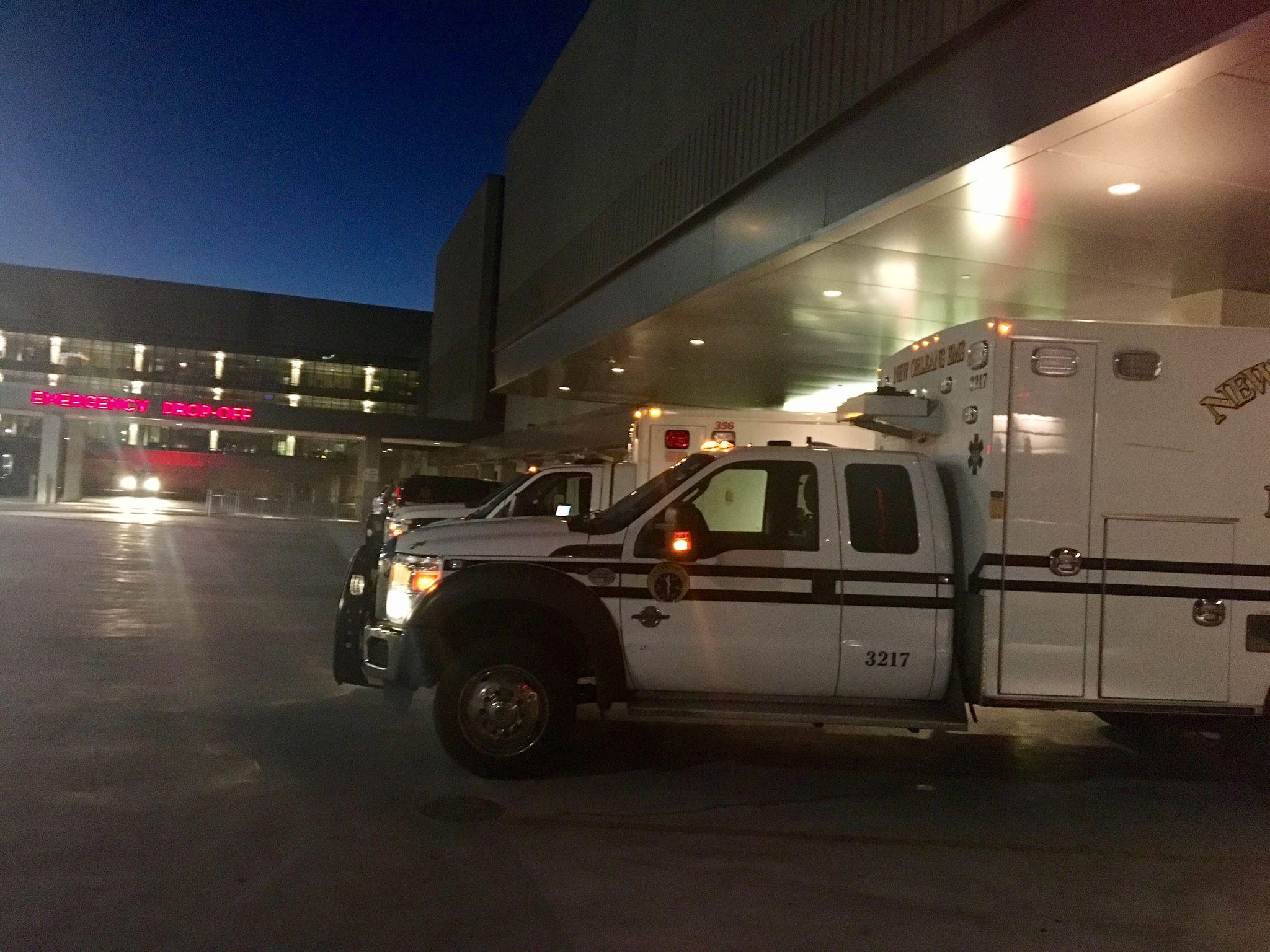 FullSizeRender1 L' Ambulancier : le site de référence EMS Nouvelle Orléans - Un ambulancier parmi les paramedics