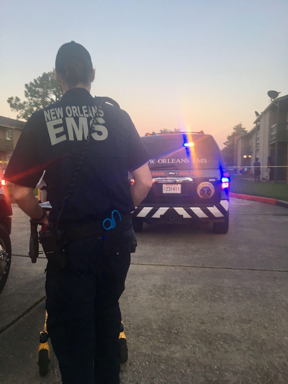 FullSizeRender14 L' Ambulancier : le site de référence EMS Nouvelle Orléans - Un ambulancier parmi les paramedics