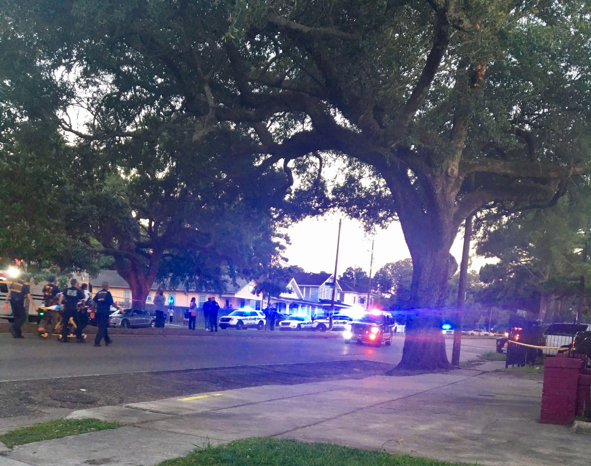 EMS Nouvelle Orléans – Un ambulancier parmi les paramedics