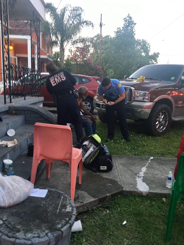 FullSizeRender25 L' Ambulancier : le site de référence EMS Nouvelle Orléans - Un ambulancier parmi les paramedics