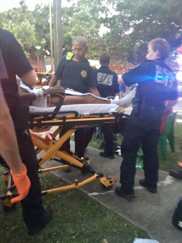 FullSizeRender26 L' Ambulancier : le site de référence EMS Nouvelle Orléans - Un ambulancier parmi les paramedics