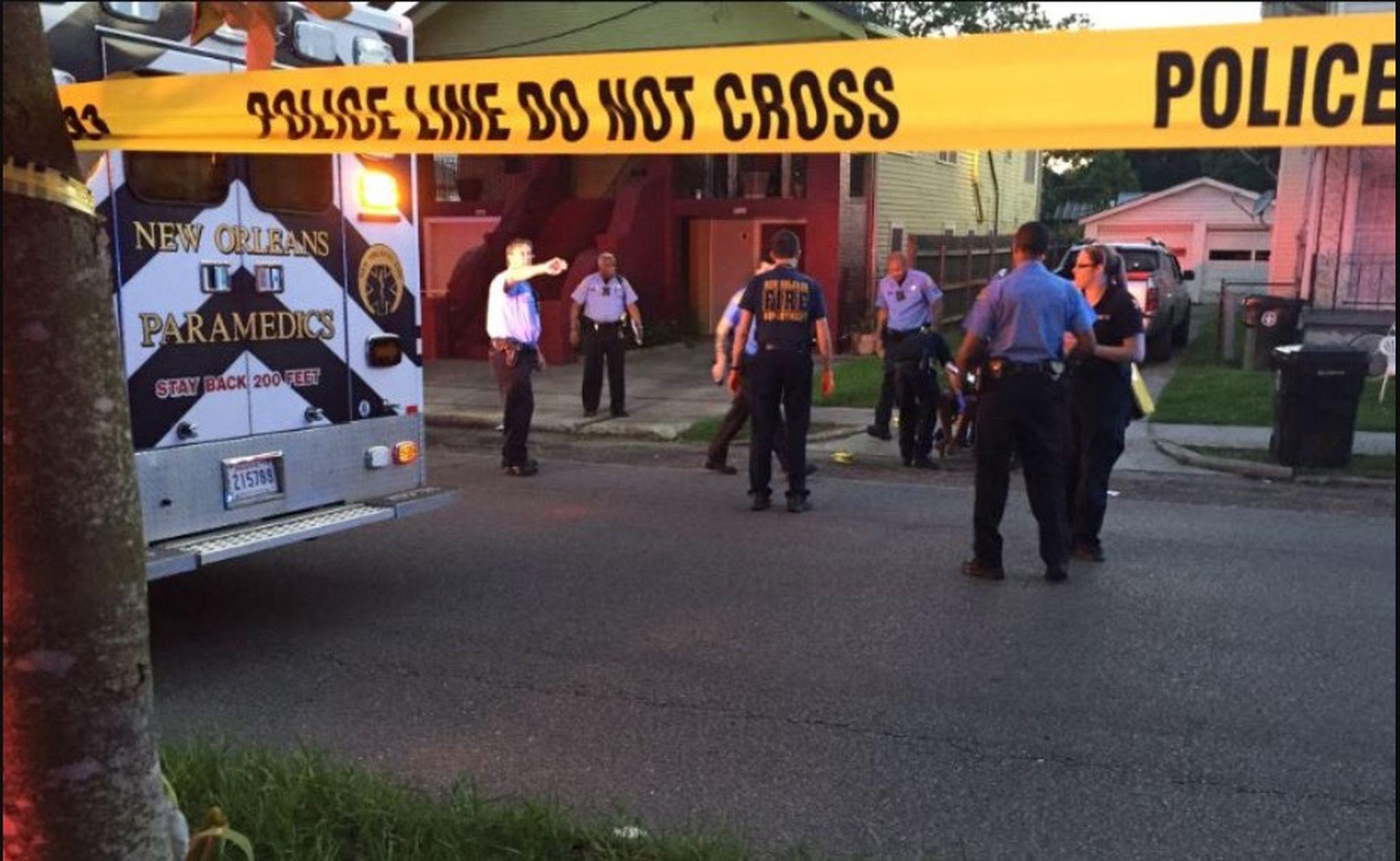 FullSizeRender47 L' Ambulancier : le site de référence EMS Nouvelle Orléans - Un ambulancier parmi les paramedics