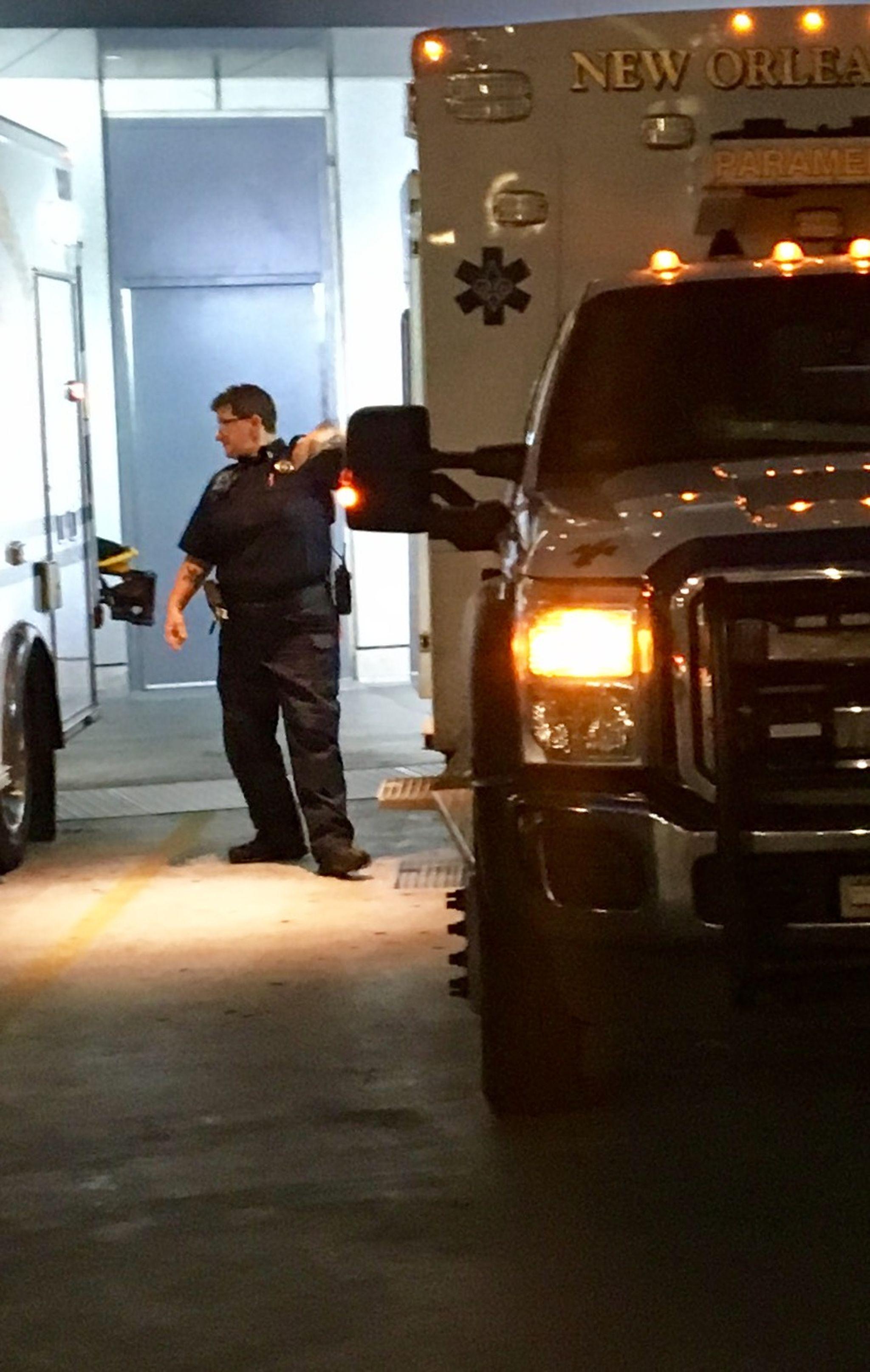 FullSizeRender8 L' Ambulancier : le site de référence EMS Nouvelle Orléans - Un ambulancier parmi les paramedics