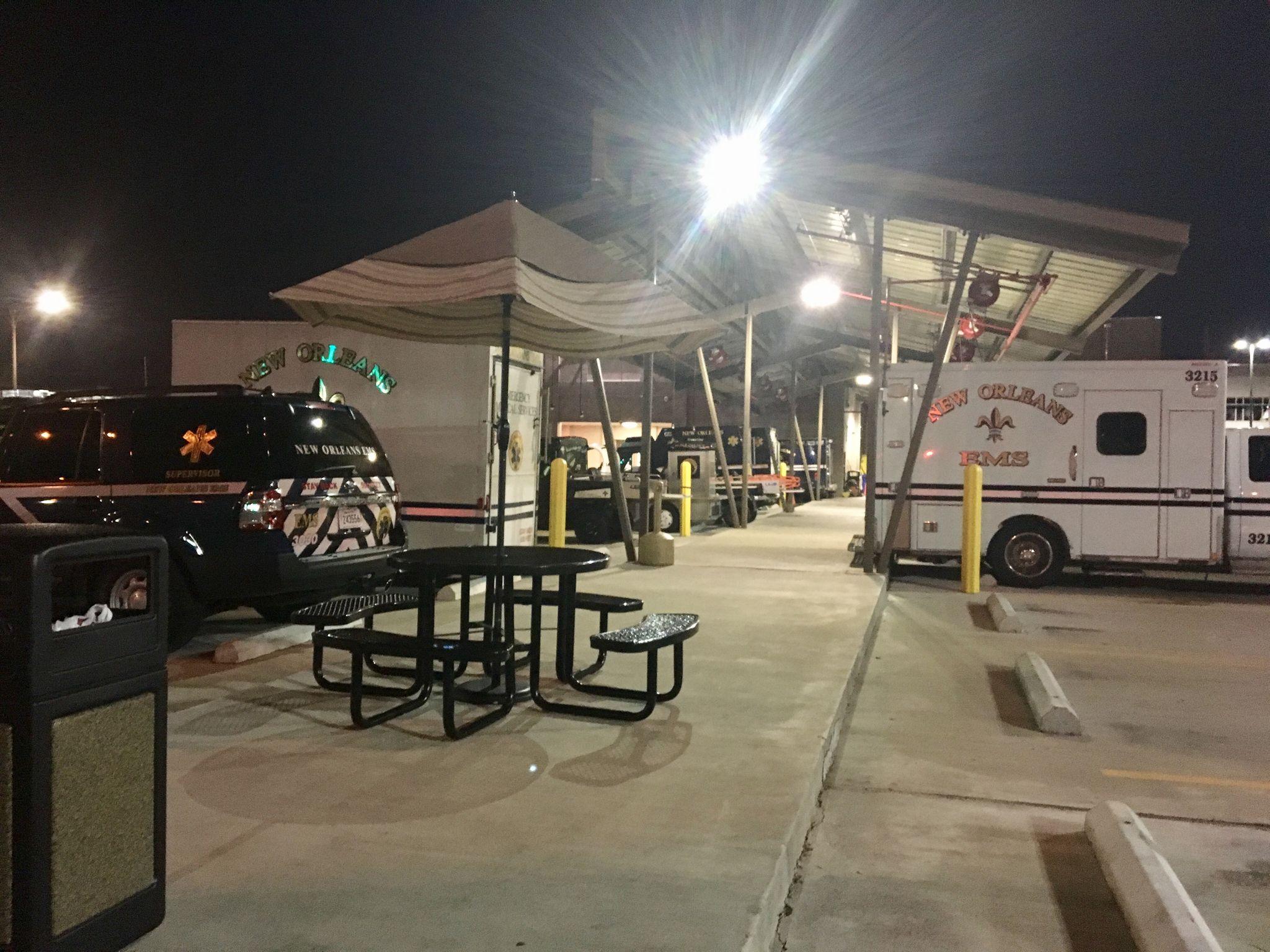 FullSizeRender9 L' Ambulancier : le site de référence EMS Nouvelle Orléans - Un ambulancier parmi les paramedics
