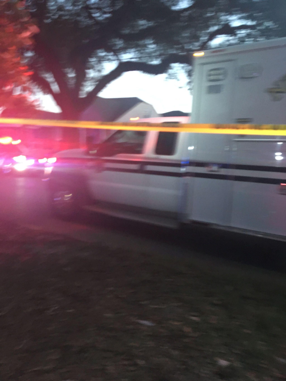 IMG 1835 L' Ambulancier : le site de référence EMS Nouvelle Orléans - Un ambulancier parmi les paramedics