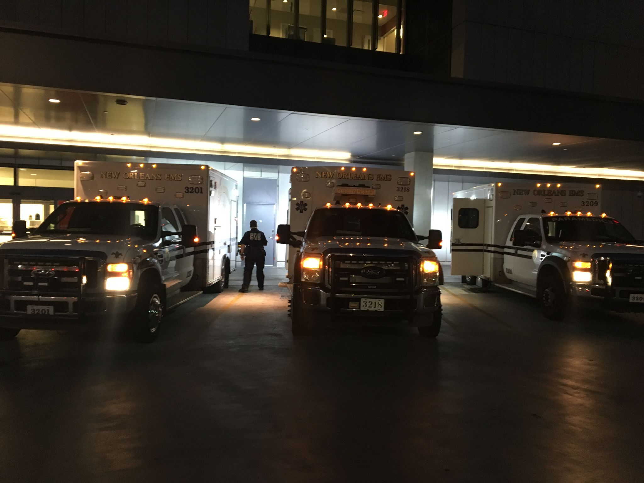 IMG 184035 L' Ambulancier : le site de référence Immersion chez les EMS Paramedic aux USA - Les images