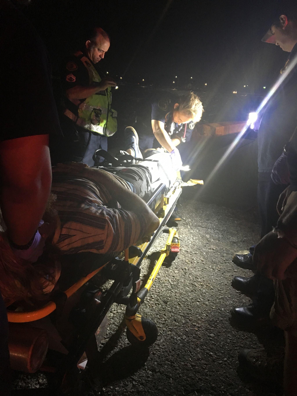 IMG 1864 L' Ambulancier : le site de référence EMS Nouvelle Orléans - Un ambulancier parmi les paramedics
