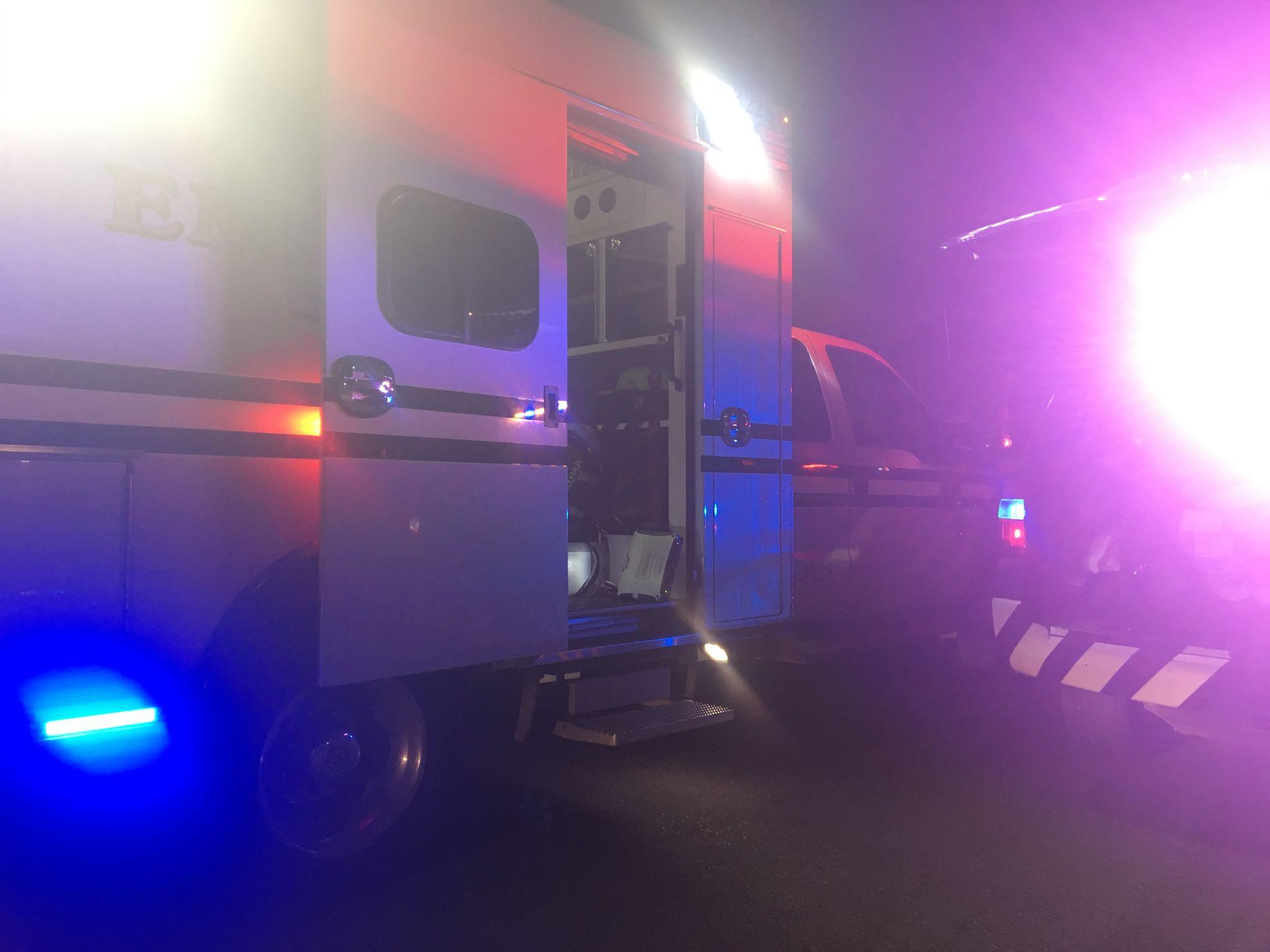 IMG 1881 L' Ambulancier : le site de référence EMS Nouvelle Orléans - Un ambulancier parmi les paramedics