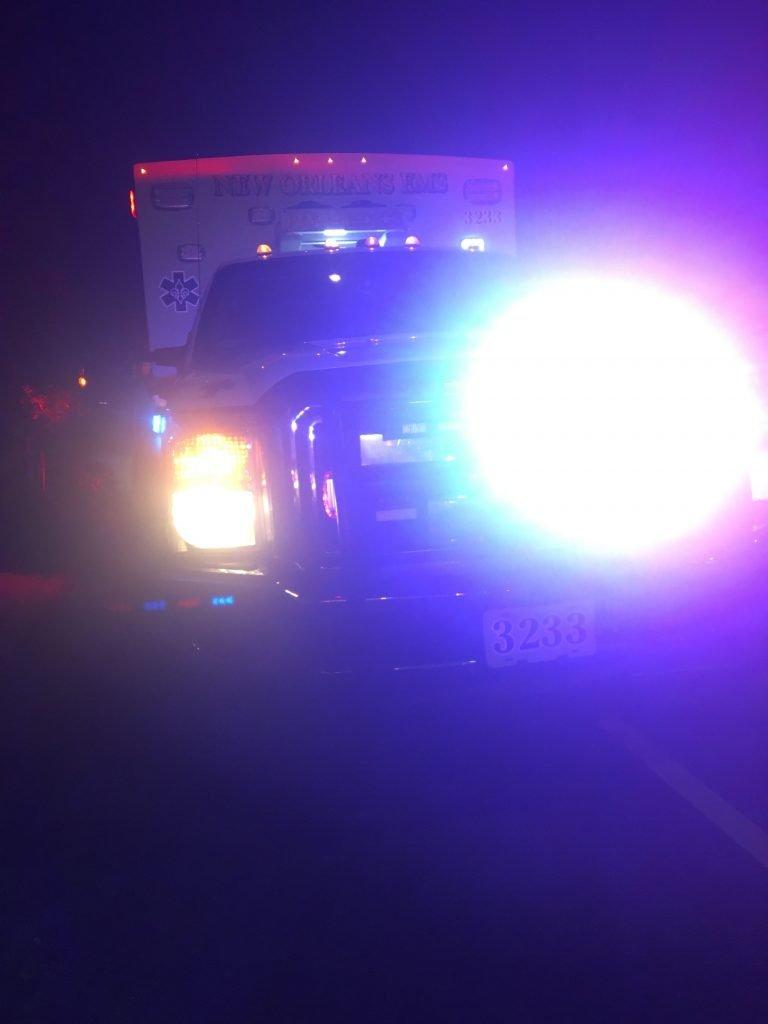 EMS Nouvelle Orleans - imemrsion d'un ambulancier