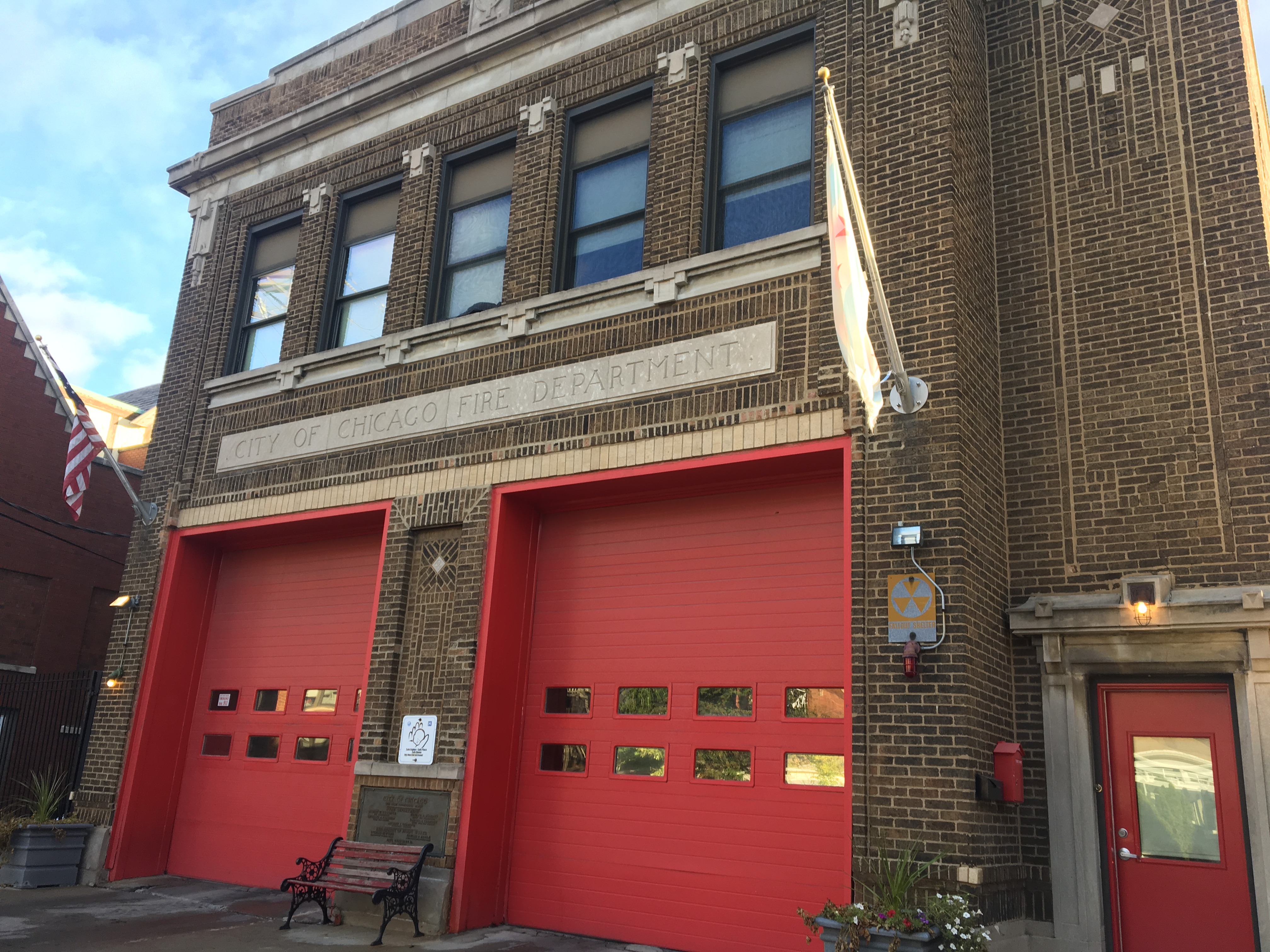 L'Emergency Medical Service de Chicago (Illinois)