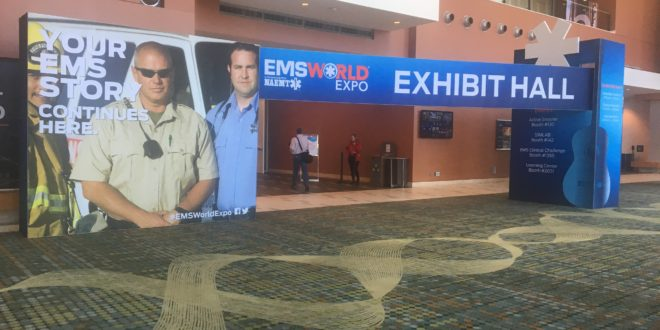 EMS WORLD expo 2018, Nashville, Tennessee, USA