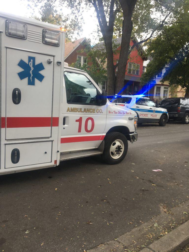 10 L' Ambulancier : le site de référence L'Emergency Medical Service de Chicago (Illinois)