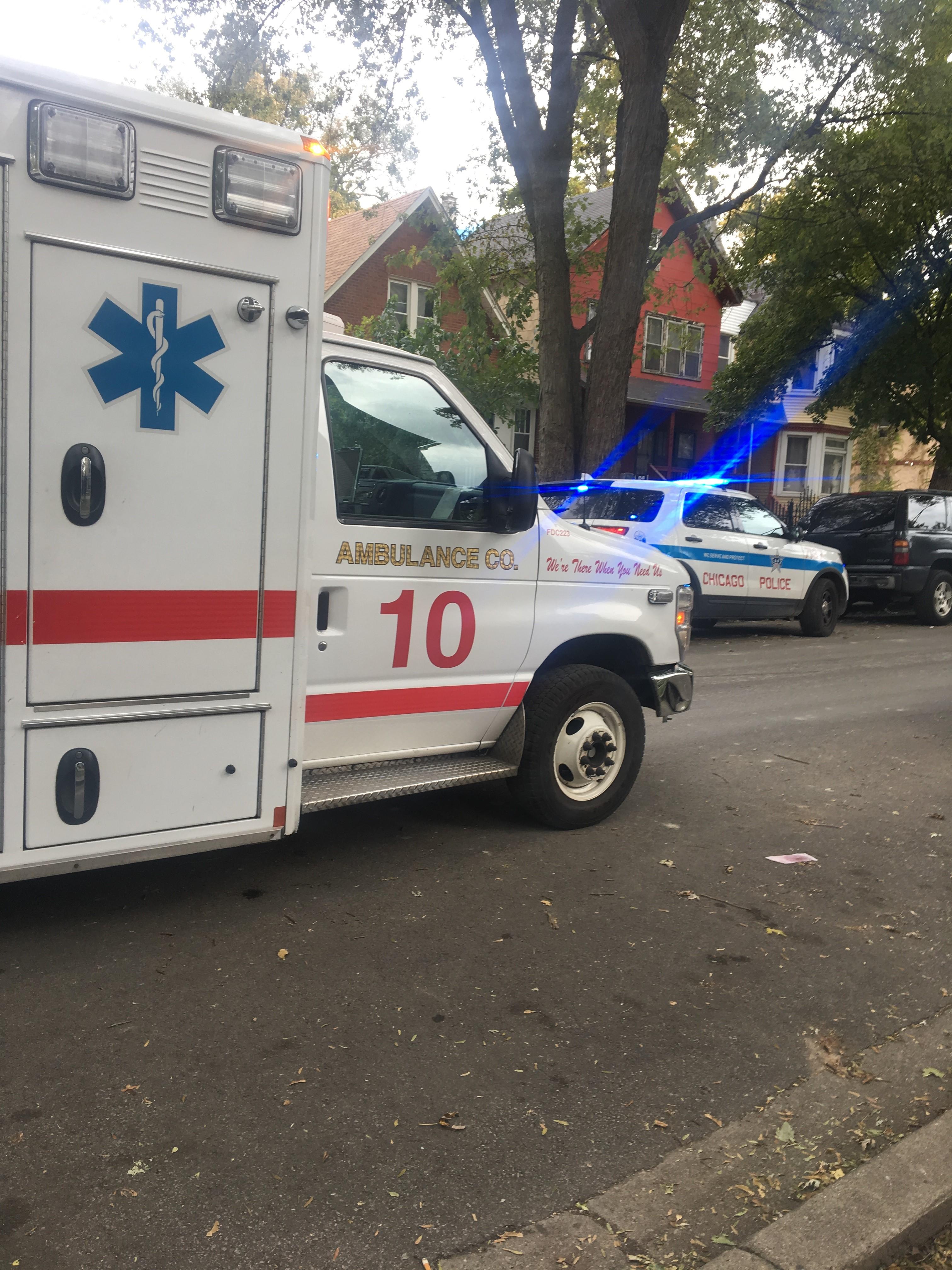 10 L' Ambulancier : le site de référence Immersion chez les EMS Paramedic aux USA - Les images
