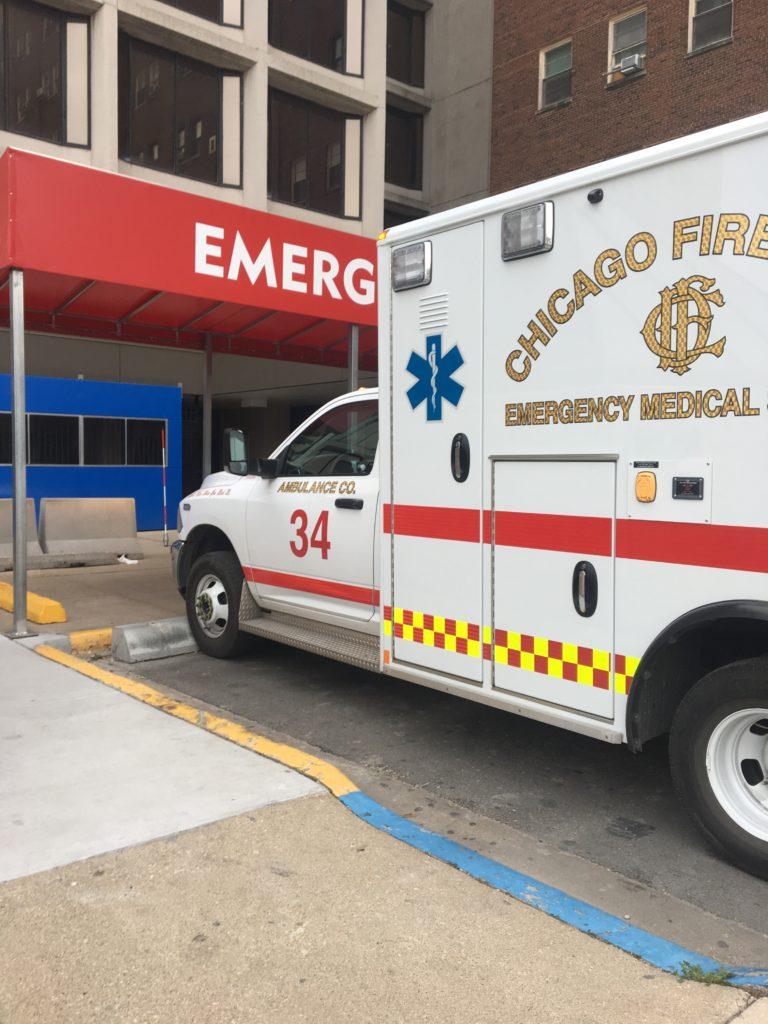 13 L' Ambulancier : le site de référence L'Emergency Medical Service de Chicago (Illinois)