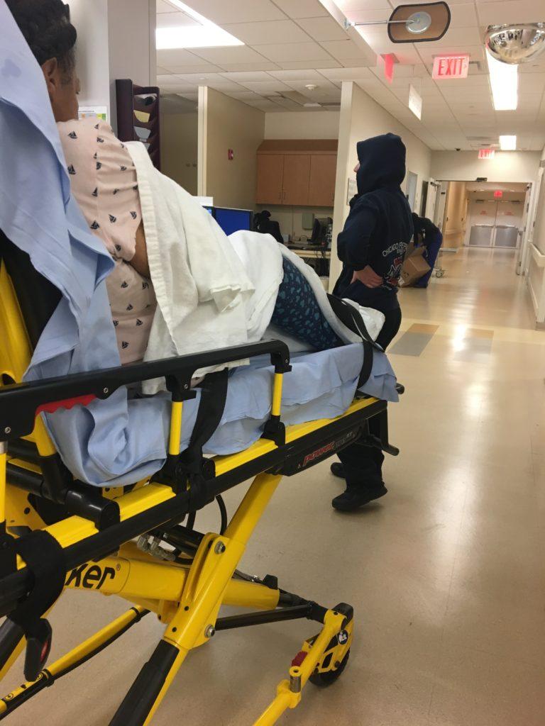 fire departement de chicago - immersion d'un ambulancier français