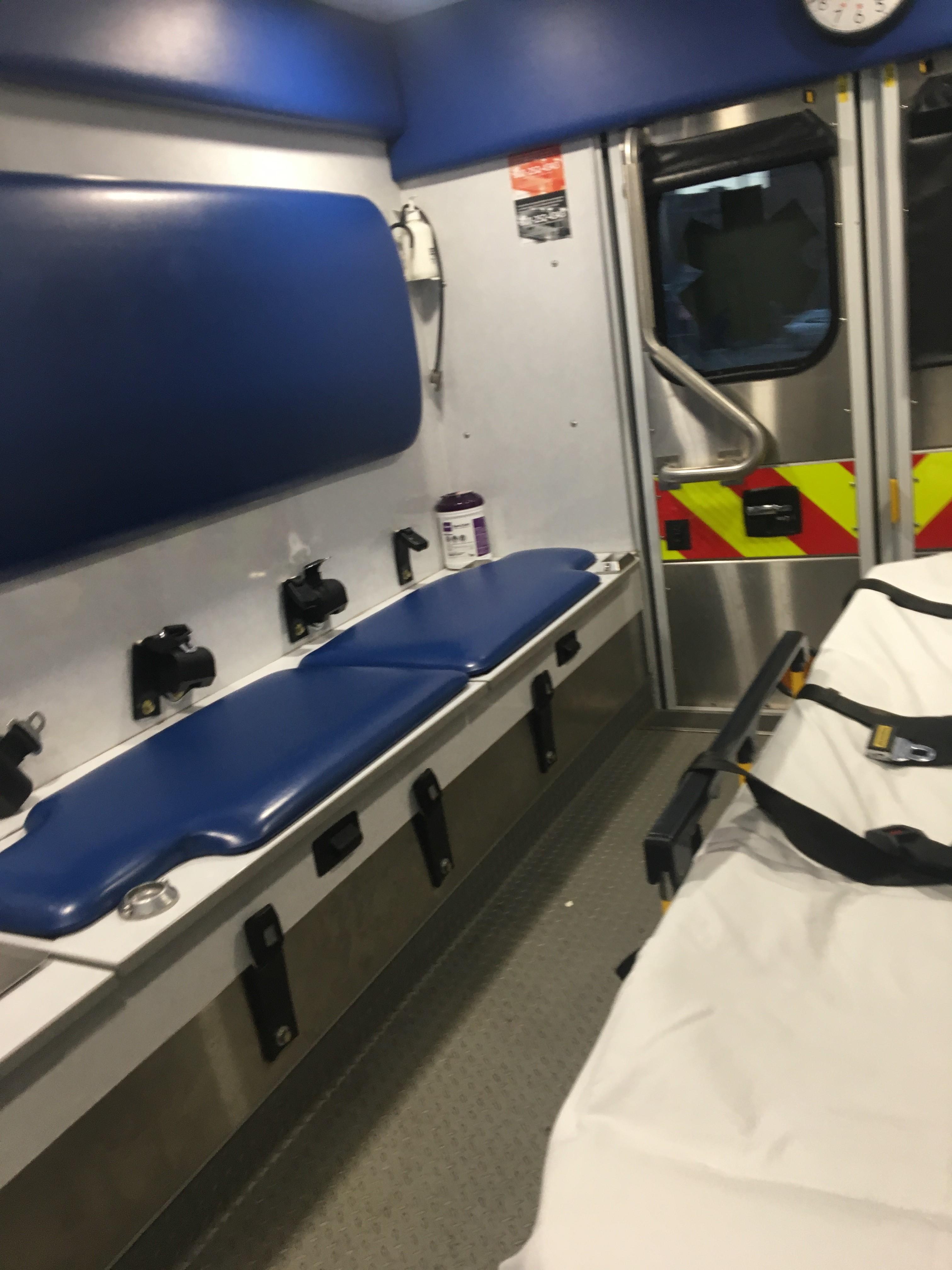 IMG 3942 1 L' Ambulancier : le site de référence Immersion chez les EMS Paramedic aux USA - Les images