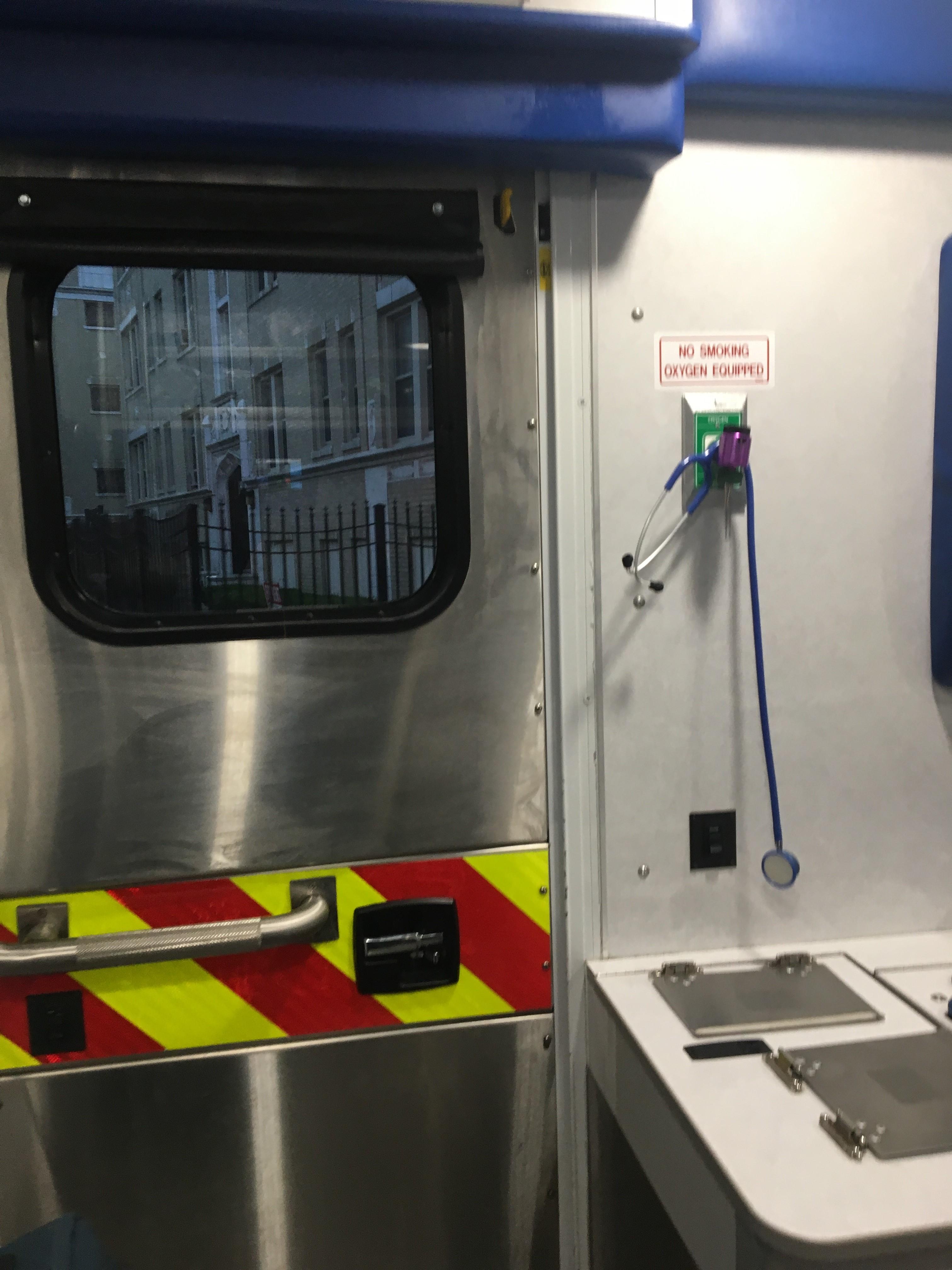 IMG 3943 1 L' Ambulancier : le site de référence Immersion chez les EMS Paramedic aux USA - Les images