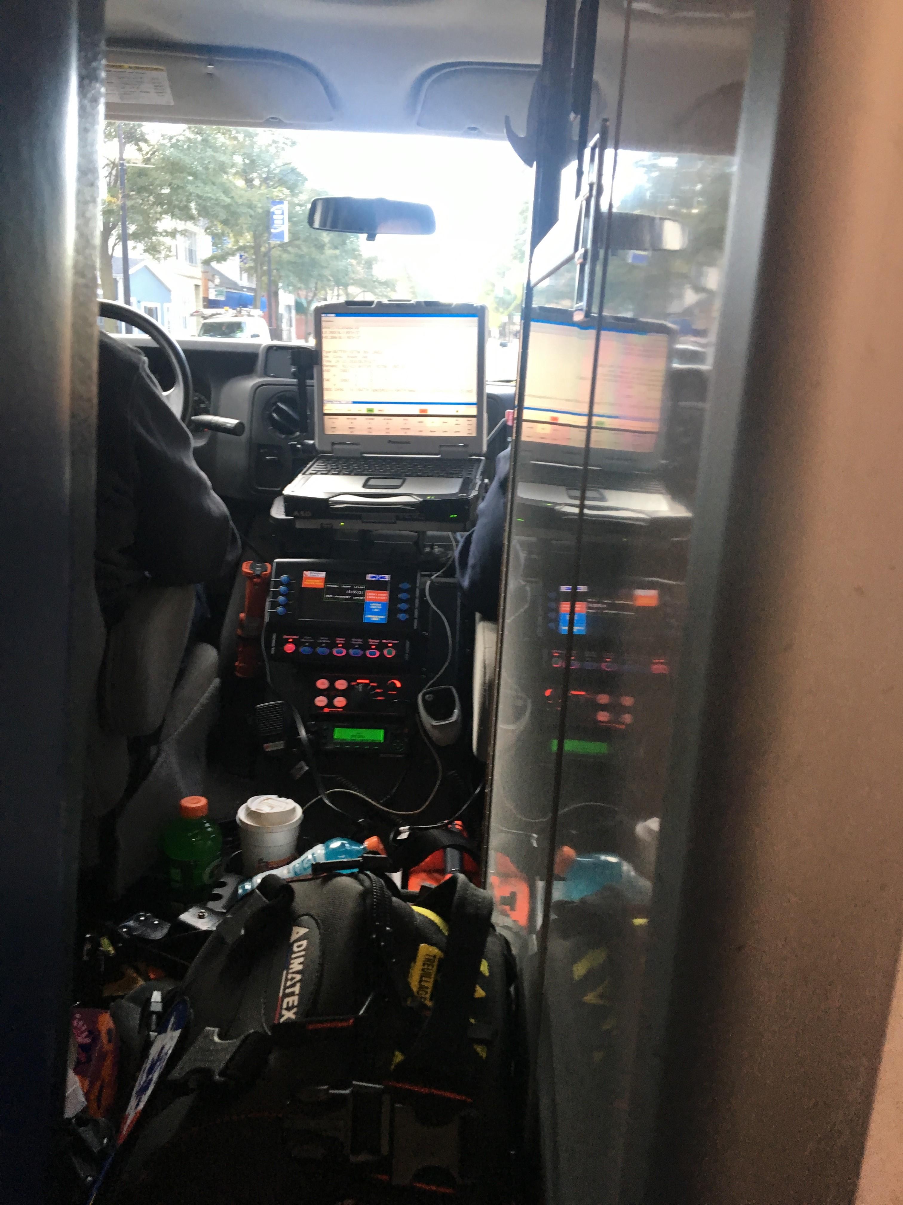 IMG 3959 1 L' Ambulancier : le site de référence Immersion chez les EMS Paramedic aux USA - Les images