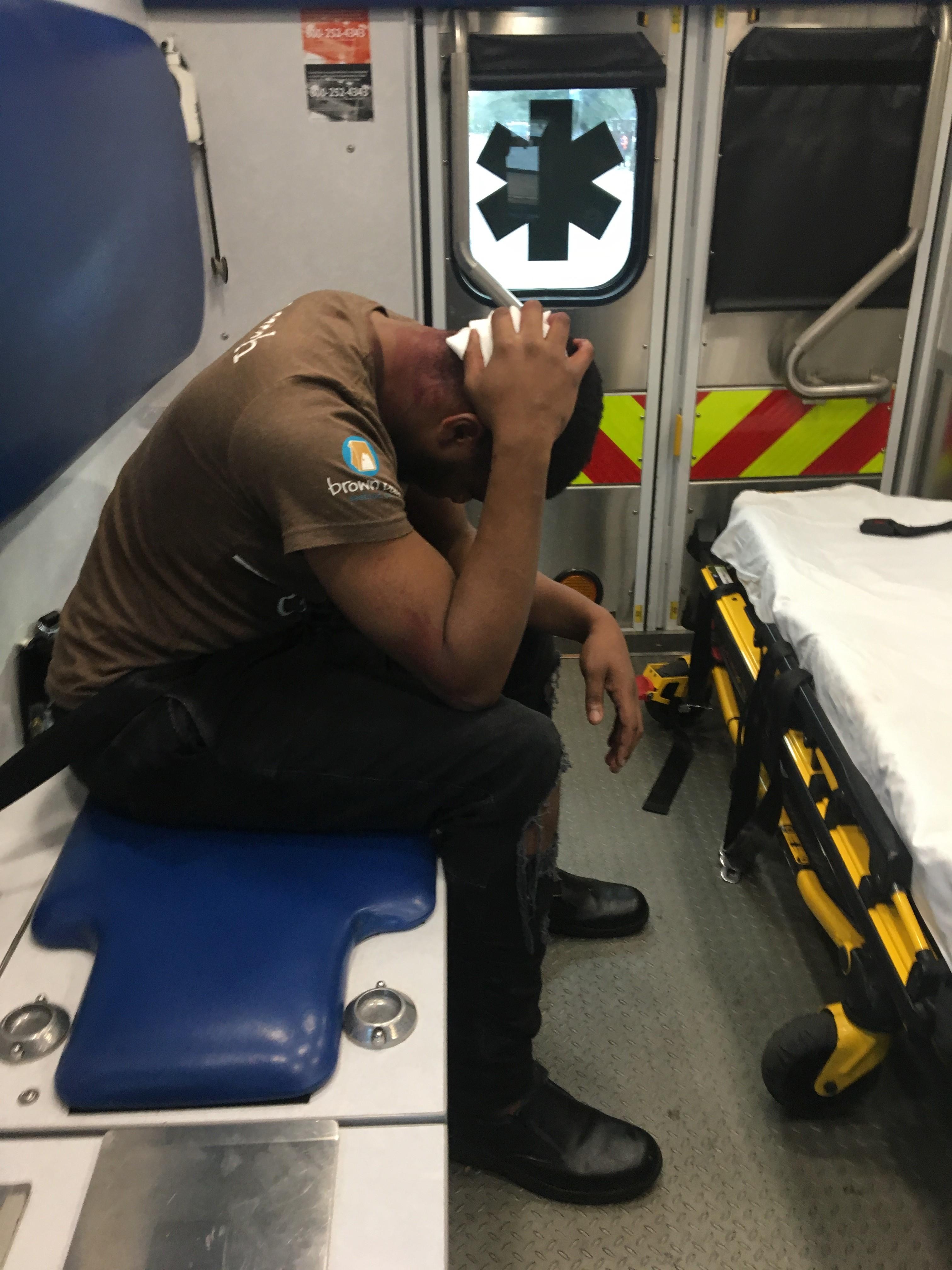IMG 3960 1 L' Ambulancier : le site de référence Immersion chez les EMS Paramedic aux USA - Les images