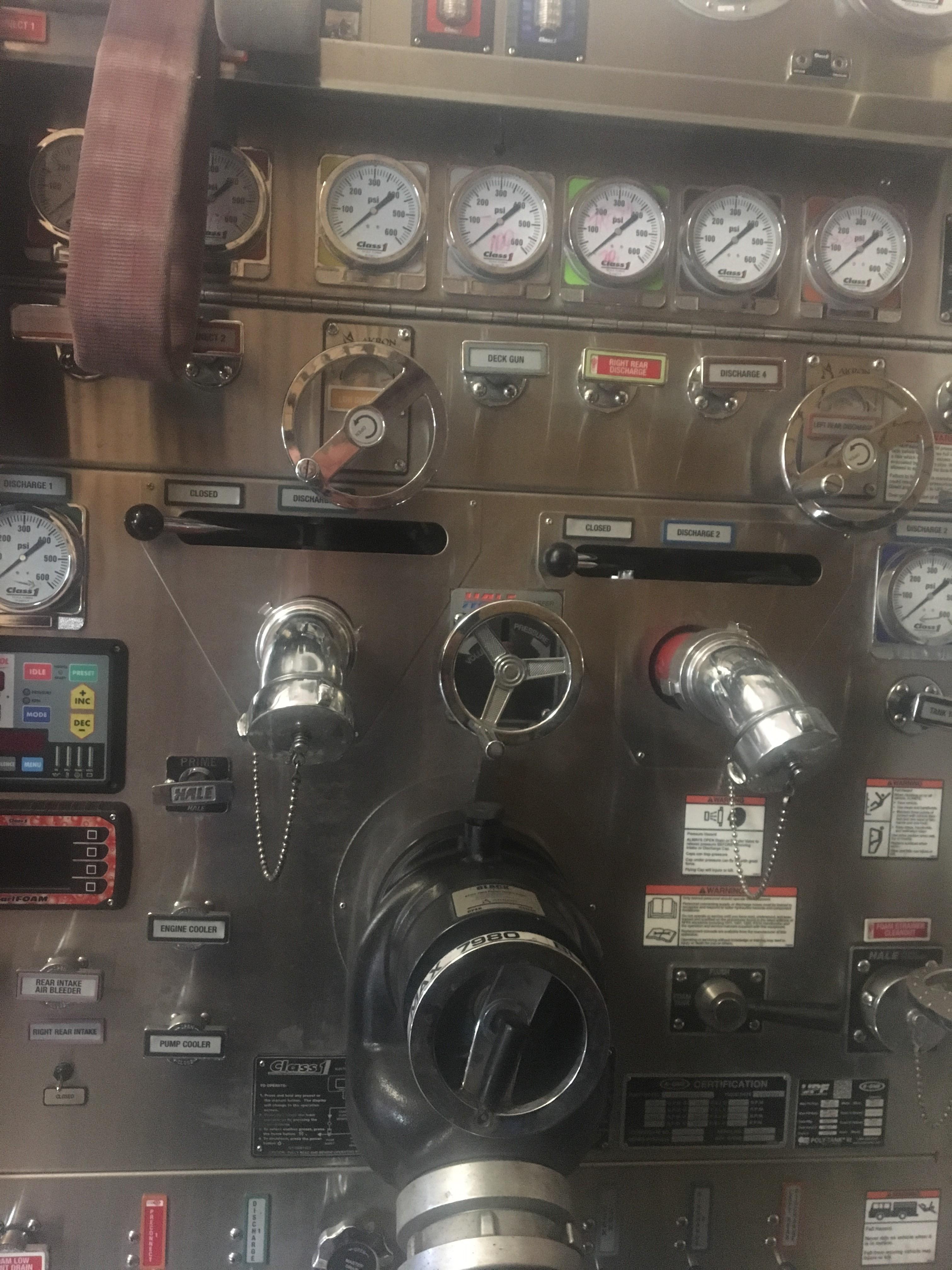IMG 3985 1 L' Ambulancier : le site de référence Immersion chez les EMS Paramedic aux USA - Les images