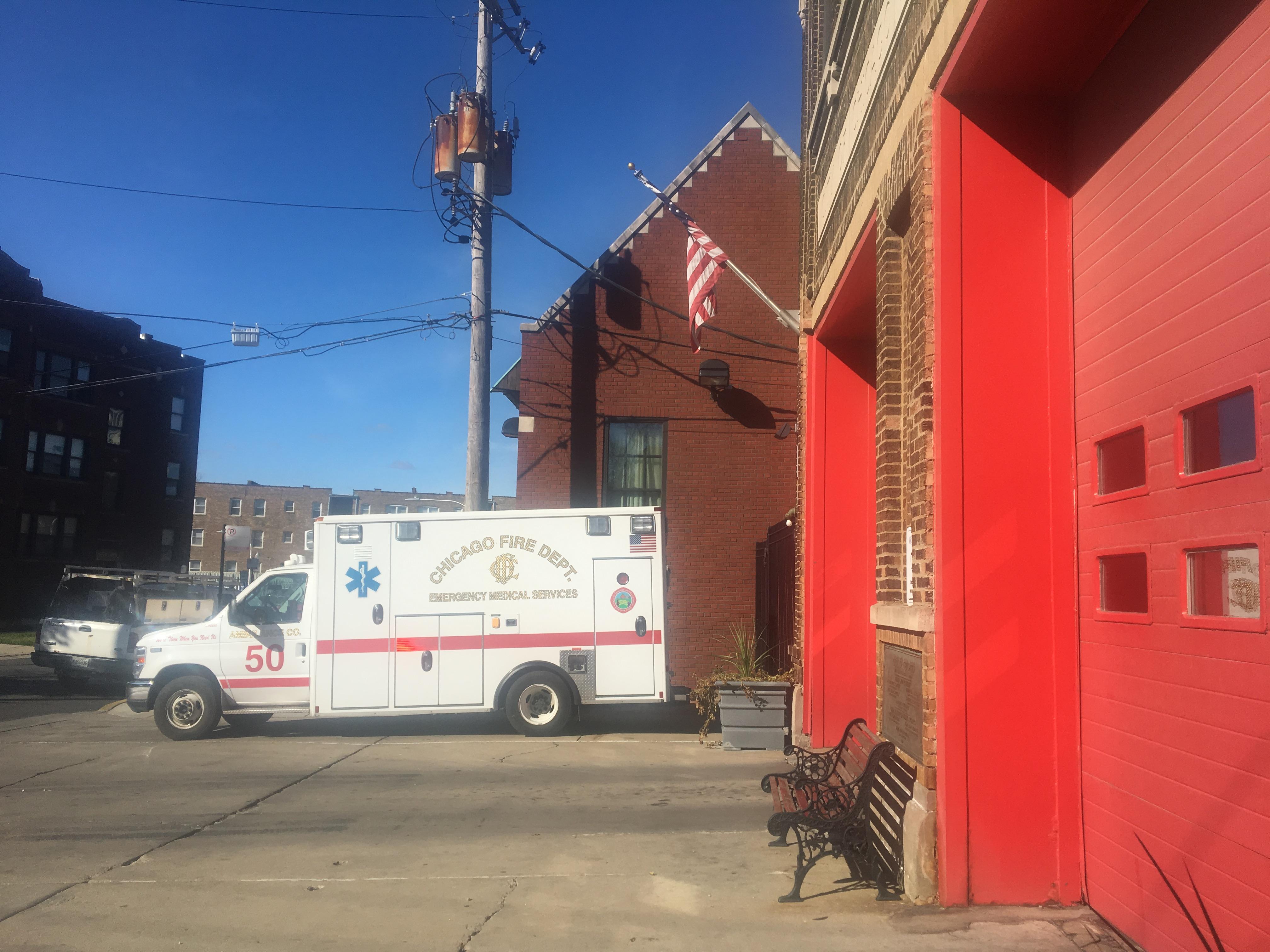 IMG 3986 L' Ambulancier : le site de référence Immersion chez les EMS Paramedic aux USA - Les images