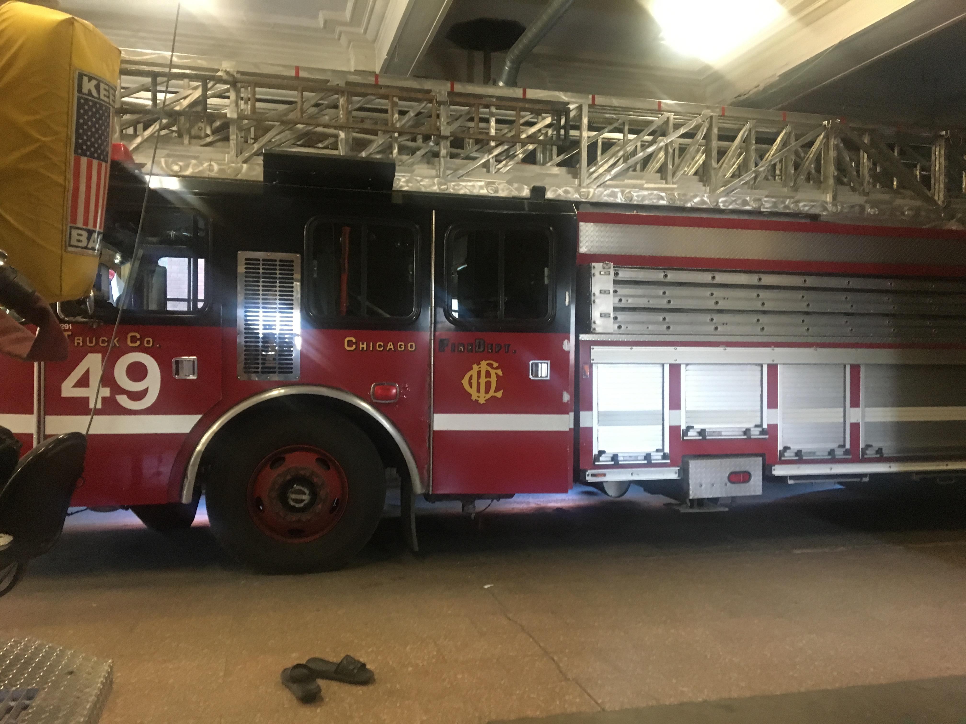 IMG 3988 L' Ambulancier : le site de référence Immersion chez les EMS Paramedic aux USA - Les images