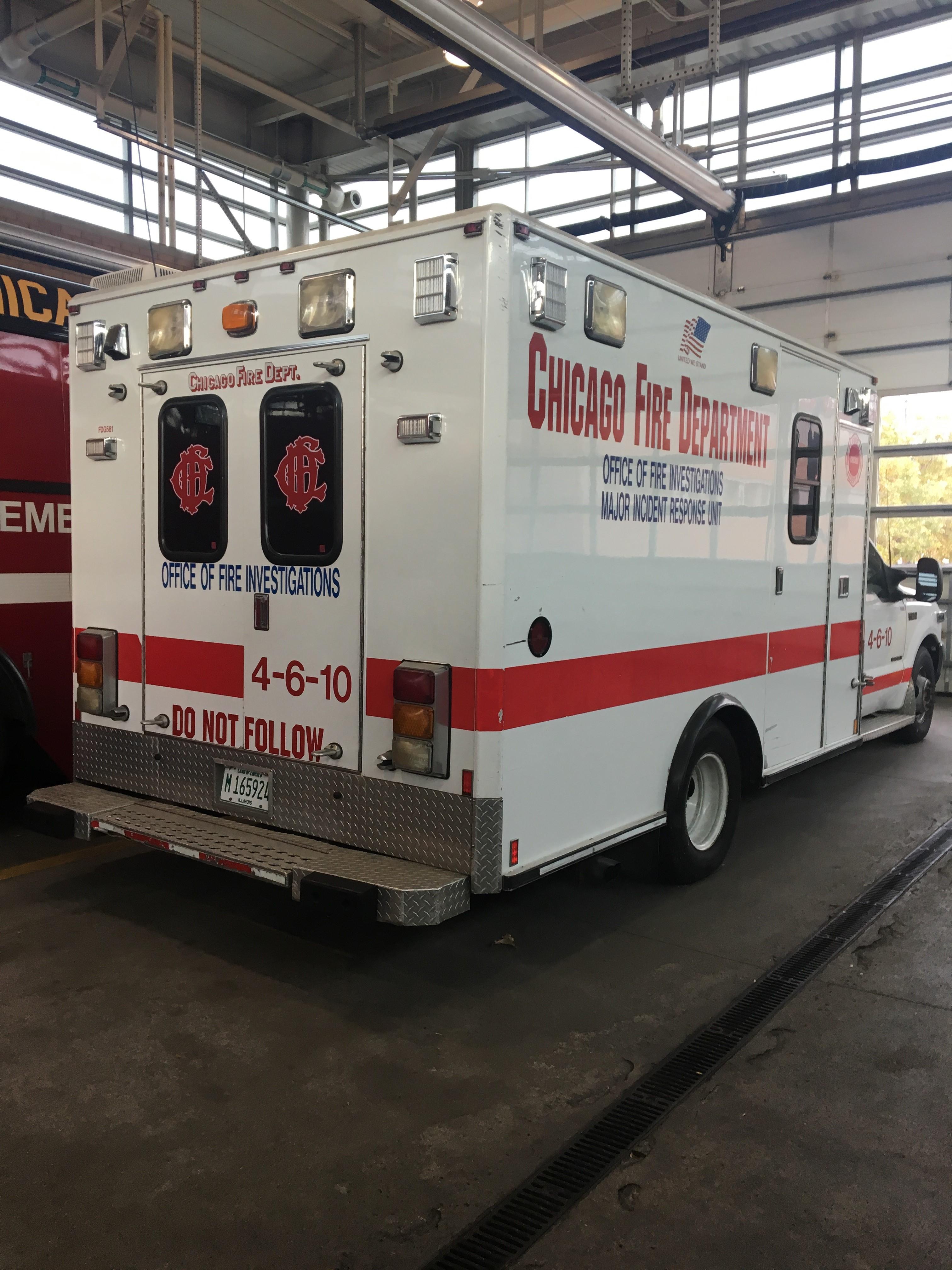 IMG 4032 1 L' Ambulancier : le site de référence Immersion chez les EMS Paramedic aux USA - Les images