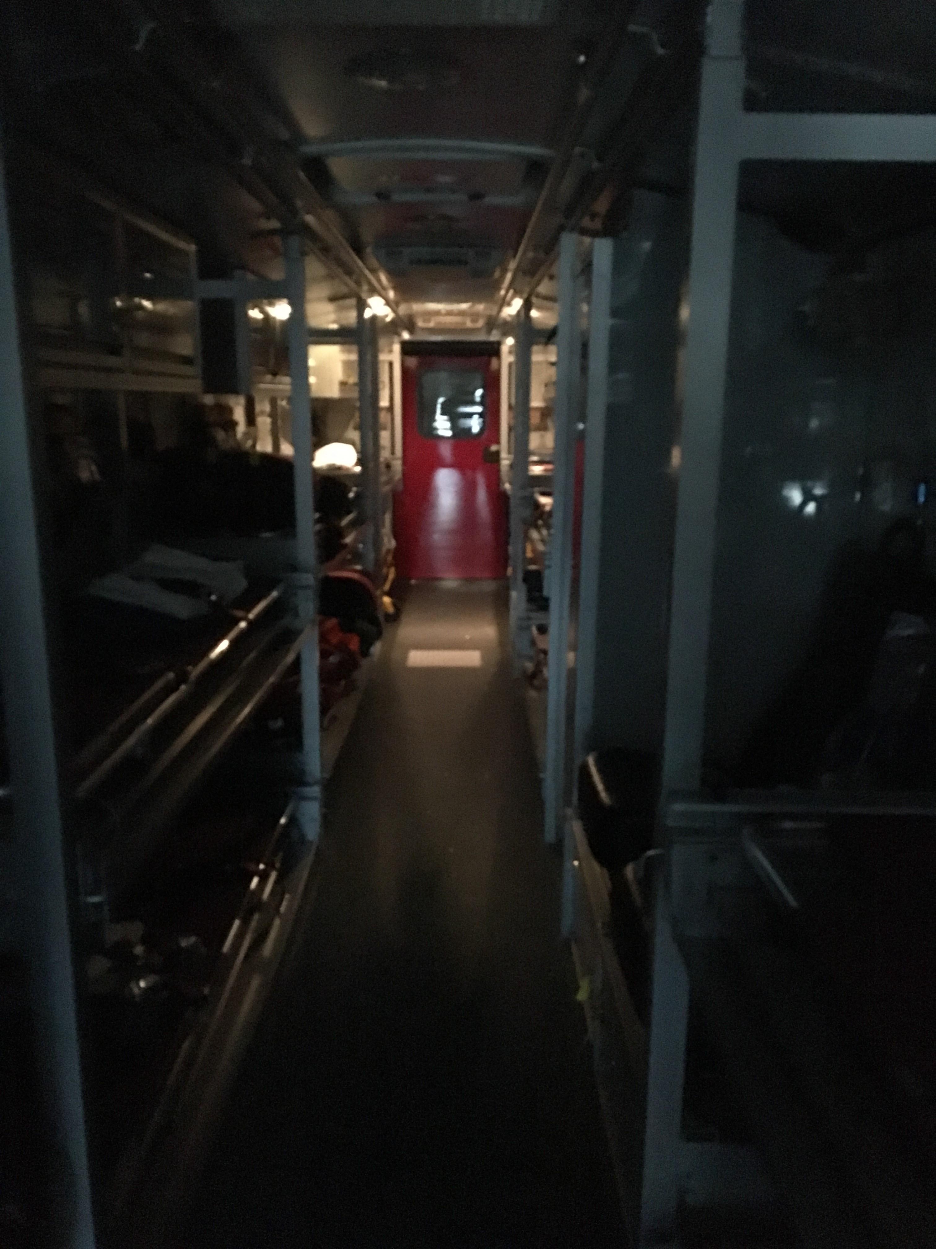 IMG 4040 1 L' Ambulancier : le site de référence Immersion chez les EMS Paramedic aux USA - Les images