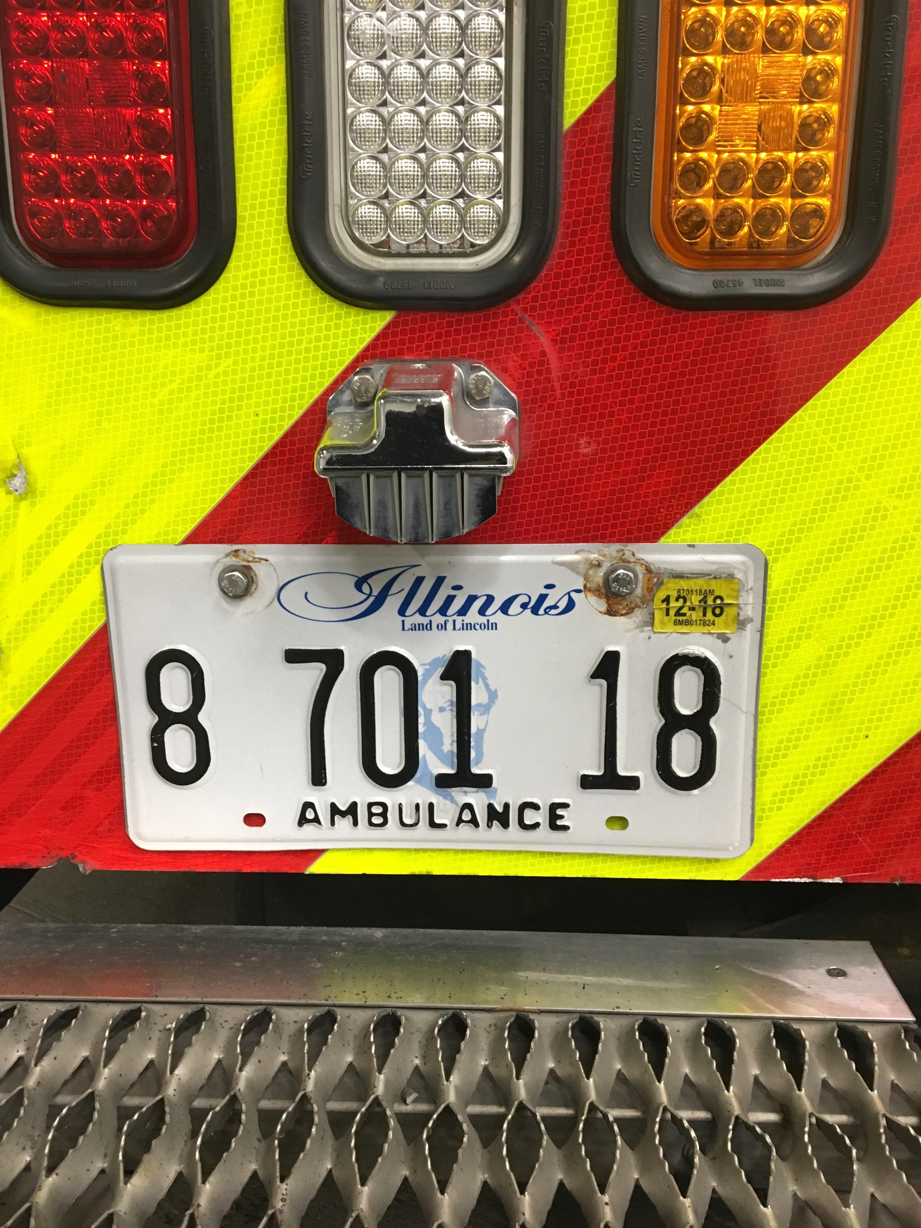 IMG 4050 1 L' Ambulancier : le site de référence Immersion chez les EMS Paramedic aux USA - Les images