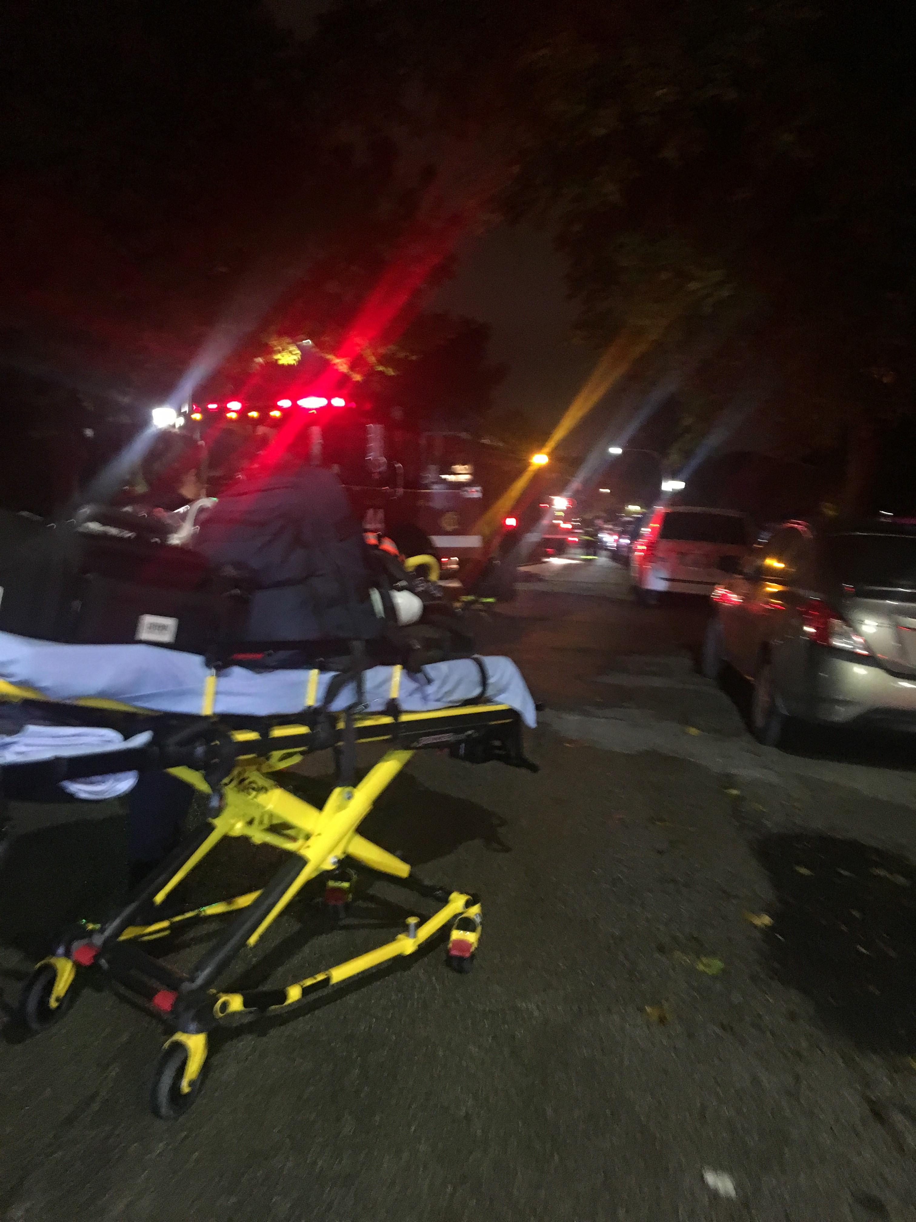 IMG 4162 1 L' Ambulancier : le site de référence Immersion chez les EMS Paramedic aux USA - Les images