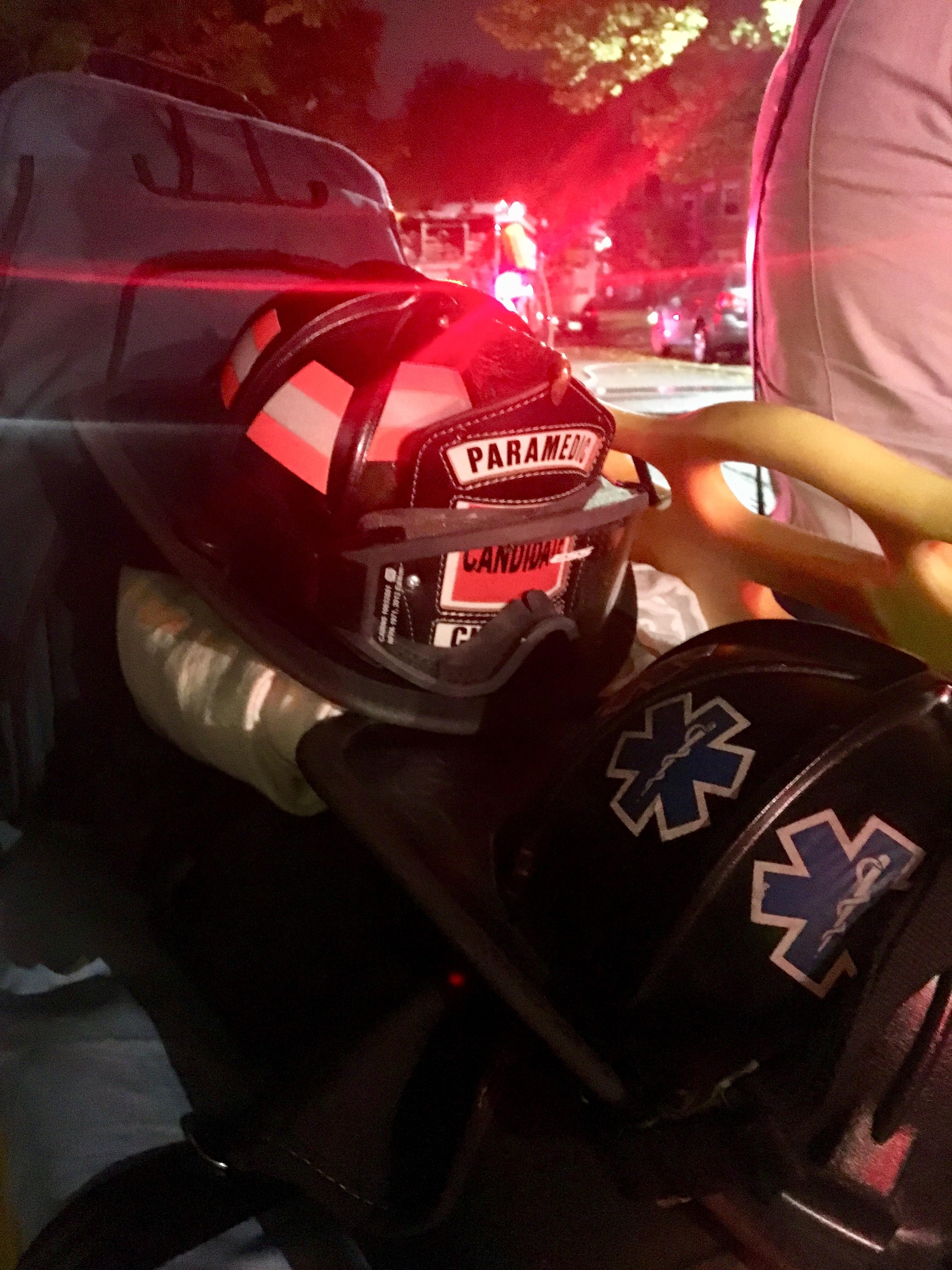 IMG 4176 1 L' Ambulancier : le site de référence Immersion chez les EMS Paramedic aux USA - Les images