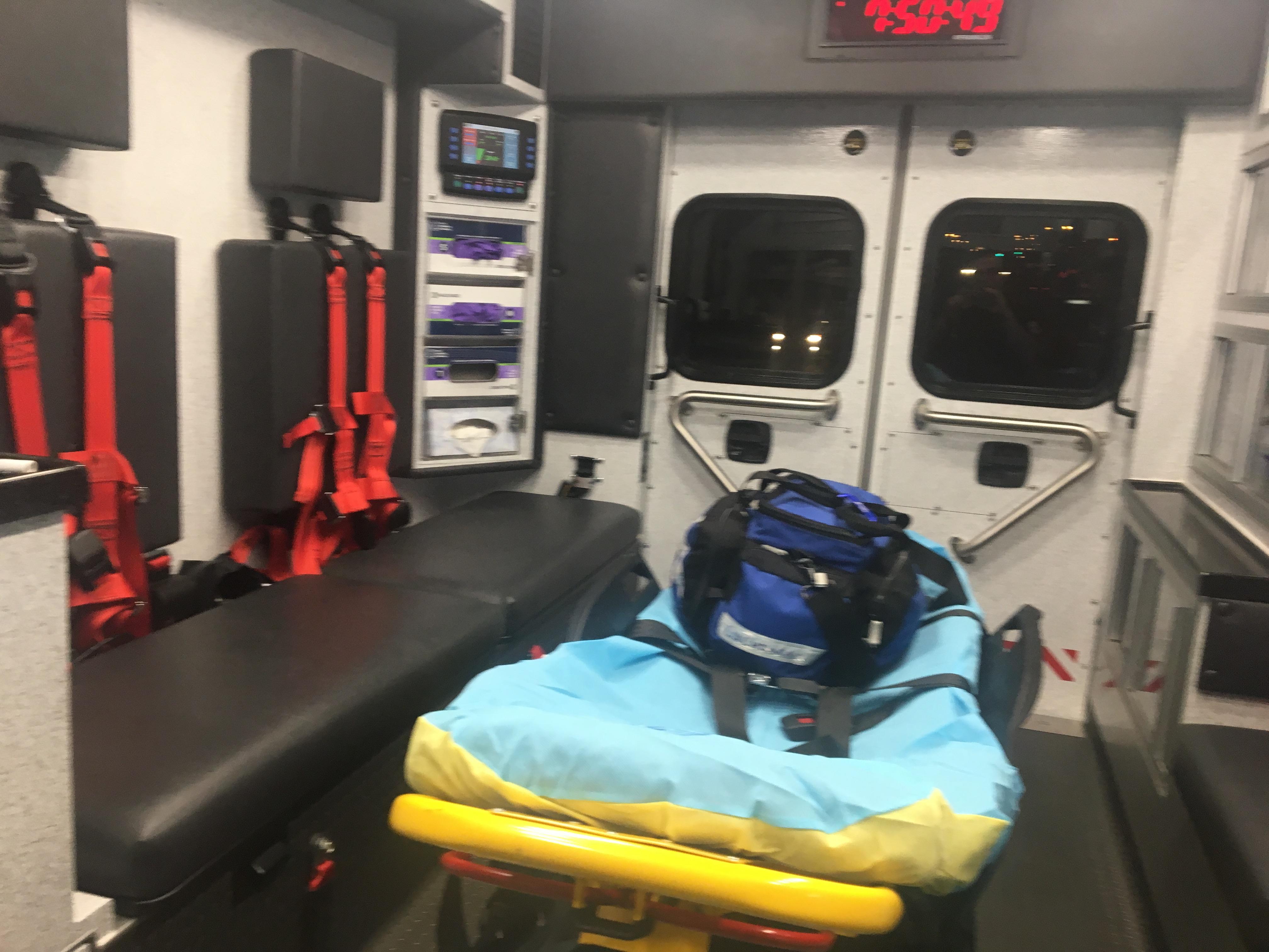 IMG 4304 L' Ambulancier : le site de référence Immersion chez les EMS Paramedic aux USA - Les images