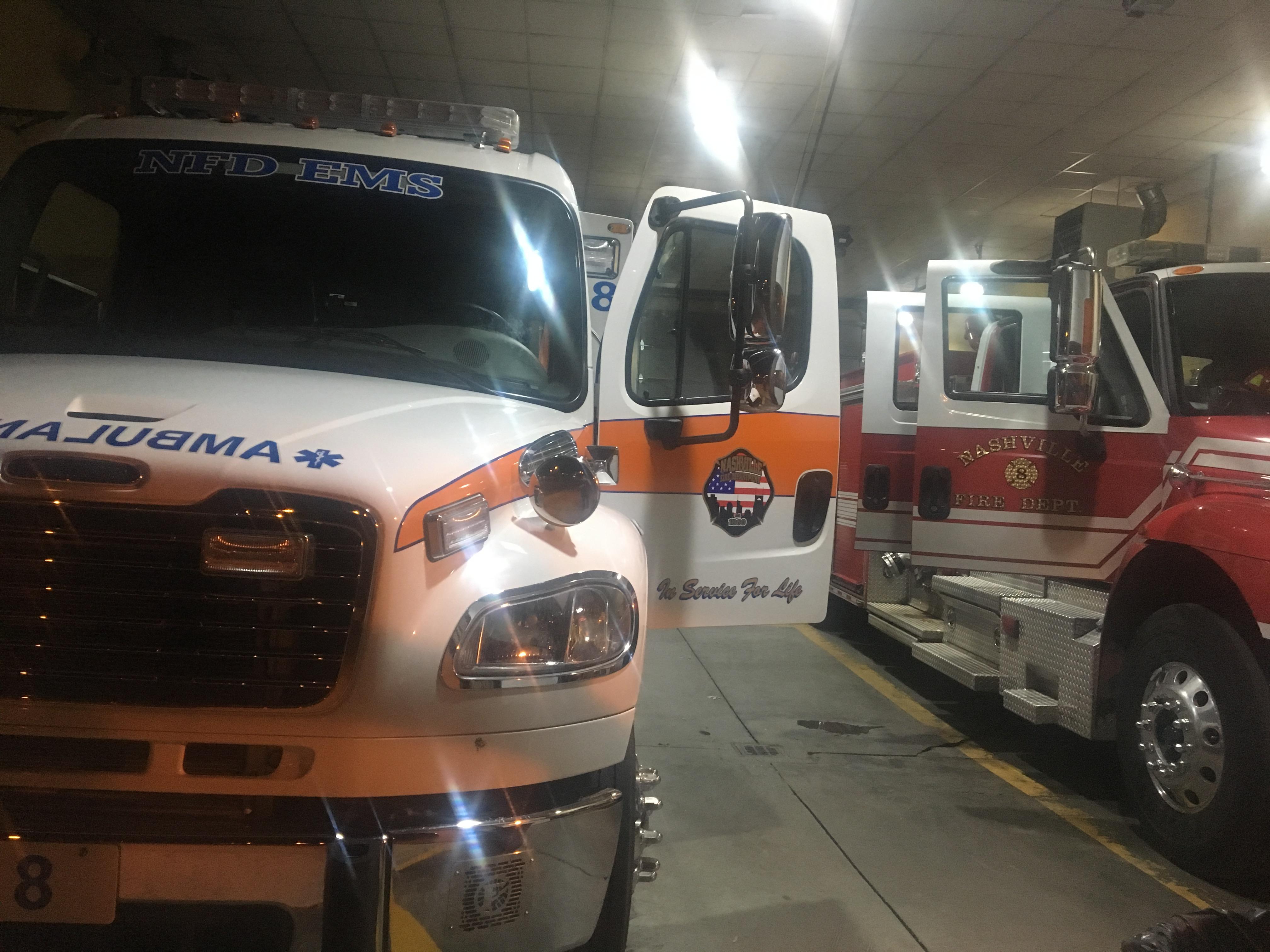 IMG 4335 L' Ambulancier : le site de référence Immersion chez les EMS Paramedic aux USA - Les images